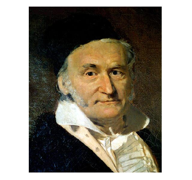 Can someone please tell me what formulas and theorems Gauss invented?
